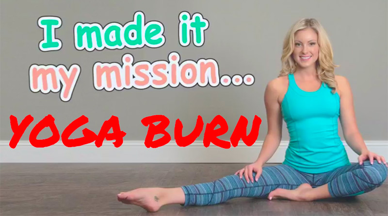 Yoga Burn Challenge for Moms