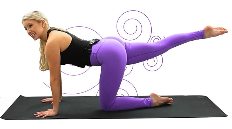 Yoga Burn Booty Challenge - Review