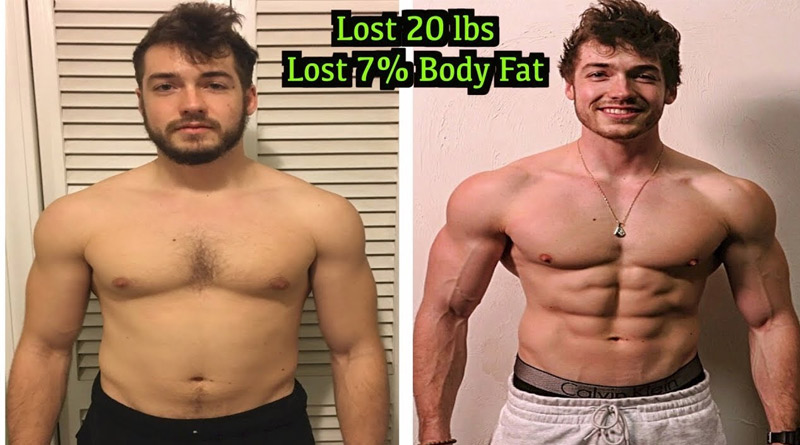 weight loss and Transform body