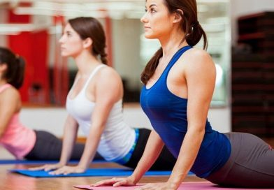 yoga poses better sleep