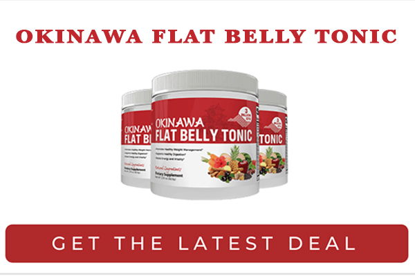 okinawa flat belly tonic product