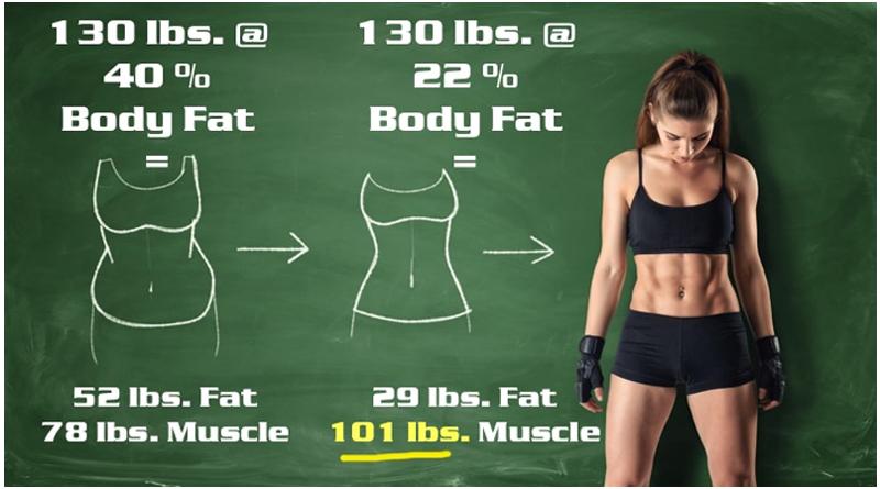 burn calories and lose fat