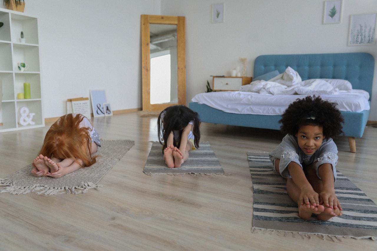 child posture yoga Pose