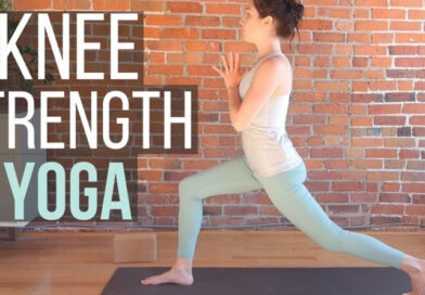 hip strength yoga pose