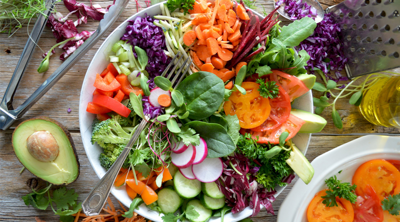 Why Losing Weight on a High to Full Raw Vegan Diet is so Easy and Fast!