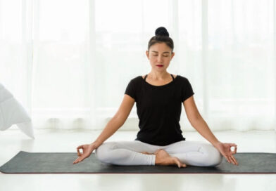 yoga manage stress
