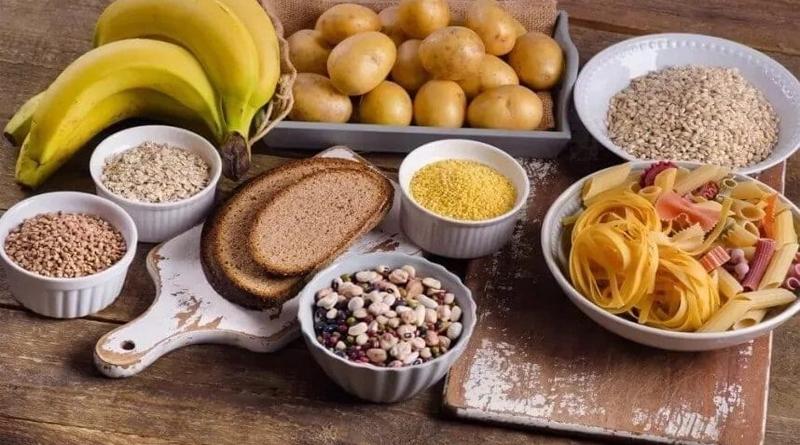 carbohydrates food menu