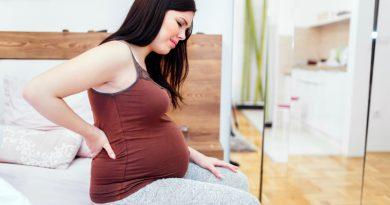 back pain in pregnancy